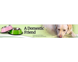 A Domestic Friend logo