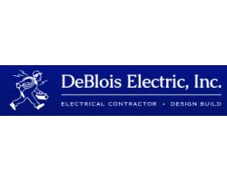 Deblois Electric Inc logo