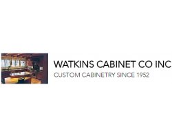 Watkins Cabinet Company, Inc . logo