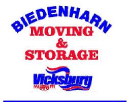 Biedenharn Moving & Storage logo