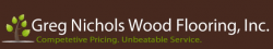 Greg Nichols Wood Flooring logo