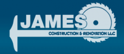 James Construction and Renovation logo