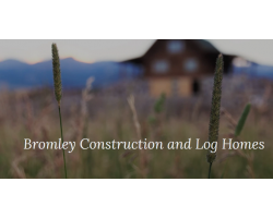 Bromley Construction & Log Homes,LLC logo