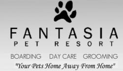 Fantasia Pet Resort logo