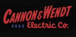 Cannon & Wendt Electric Co. logo