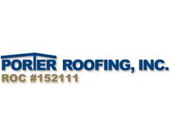 Porter Roofing logo