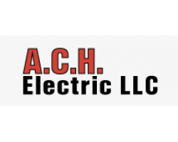 A.C.H. Electric LLC logo