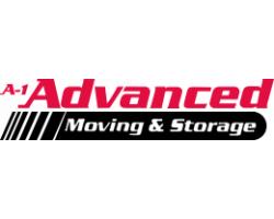 A1 Advanced Moving & Storage logo