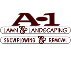 A-1 Lawn & Landscaping logo