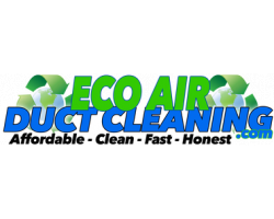 Eco Air Duct Cleaning of Asheville logo