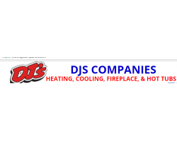 DJS Companies: Heating, Cooling, Fireplace, & Spa logo
