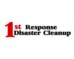 1st Response Disaster Cleanup KC logo