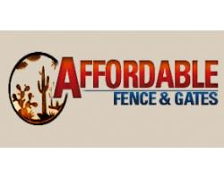 Affordable Fence and Gates logo
