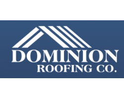 Dominion Roofing Co. logo