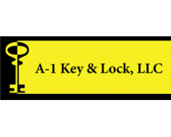 A-1 Key & Lock logo