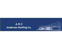 Anderson Roofing Company logo