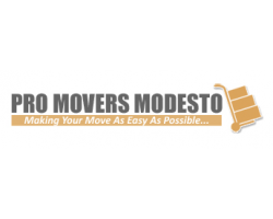 Pro Movers Modesto logo