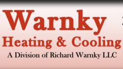 Warnky Heating and Cooling logo
