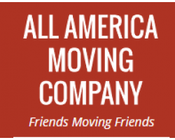 All American Moving, Inc. logo