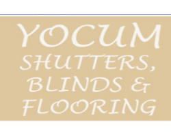 Yocum Shutters Blinds & Flooring logo