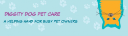 Diggity Dog Pet Care logo
