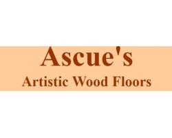 Ascue's Artistic Wood Floors logo