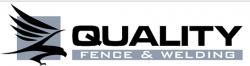 Quality Fence & Welding logo