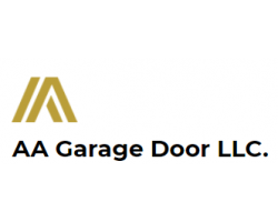 AA garage door LLC logo