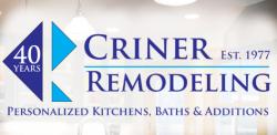 Criner Remodeling logo