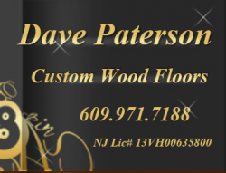 Paterson Wood Floors logo
