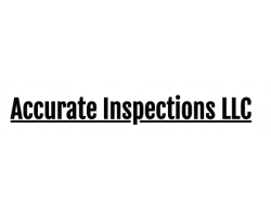 Accurate Inspections, LLC logo