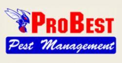 ProBest Pest Management logo