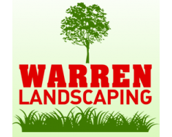 Warren Landscaping logo