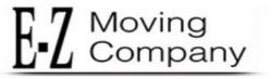 E-Z Moving Company logo