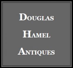 Hamel Douglas Antiques logo