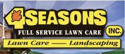 4 Seasons Full Service Lawn Care Inc logo