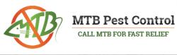 MTB Pest Control logo