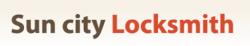 Sun City Locksmith logo