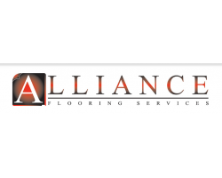 Alliance Flooring Services. logo