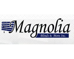 Magnolia Blinds and More logo