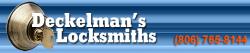 Deckelman's Locksmiths logo