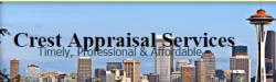 Crest Appraisal Services logo