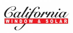 California Glass and Window logo