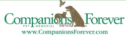 Companions Forever Pet Memorial logo