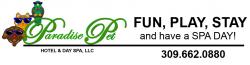 Paradise Pet Hotel & Spa, LLC logo