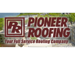 Pioneer Roofing logo