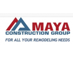 Maya Construction Group logo