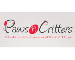 Paws n' Critters logo