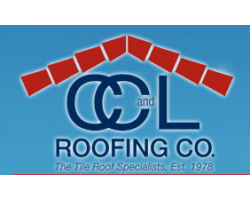 CC & L Roofing logo