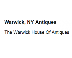 The Warwick House Of Antiques logo